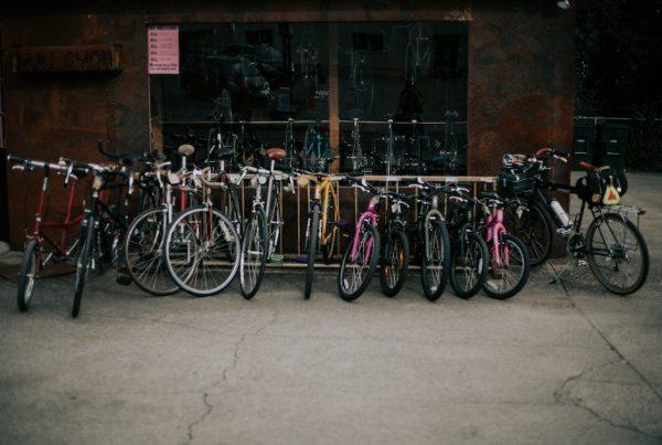 accidentes y robos de bicicletas