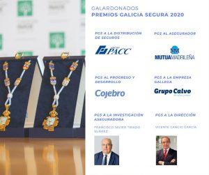 Galicia Segura 2020 a la distribución