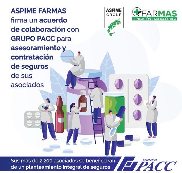 ASPIME GROUP FARMAS