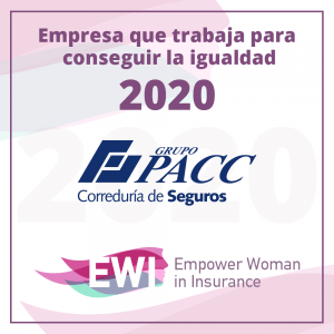 GRUPO PACC Empower Woman in Insurance