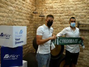 patrocinio GRUPO PACC y Córdoba CF